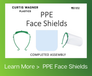PPE Face Shields - Made in the USA